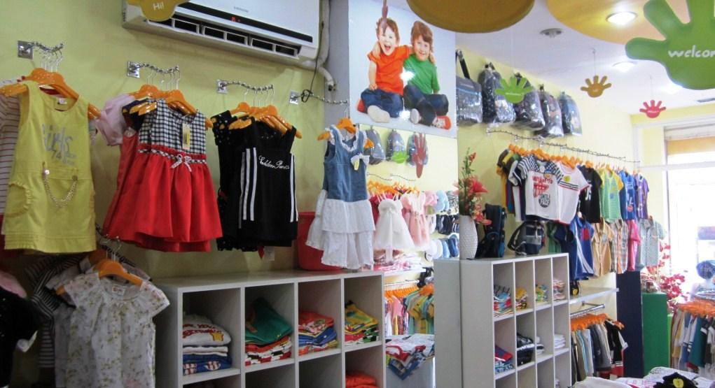 Vốn mở shop quần áo trẻ em cần bao nhiêu tiền: ít nhất cũng từ 100 triệu đồng