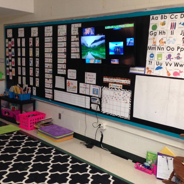 K-1 Word Wall