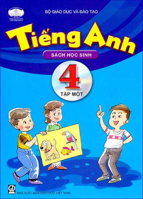 Sách Học Sinh Tiếng Anh Lớp 4 Tập 1