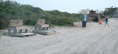 16th Street Beachfront Playground in North Wildwood New Jersey