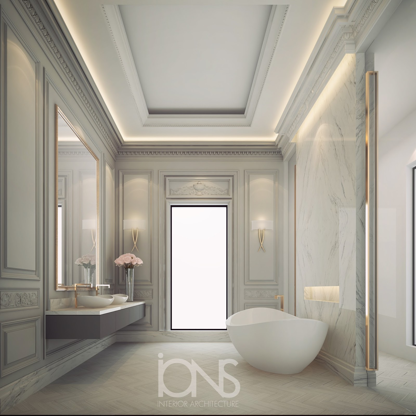 Exploring Luxurious Homes Minimalist And Elegant Bathroom Design
