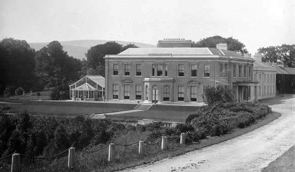 Lord Belmont in Northern Ireland: Convamore House