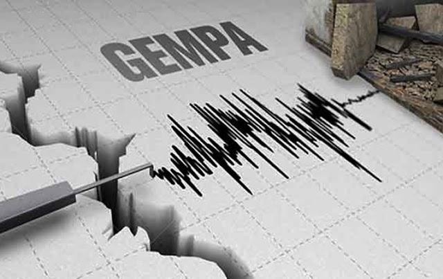 Gempa 4,8 SR Guncang Sumatera Barat !