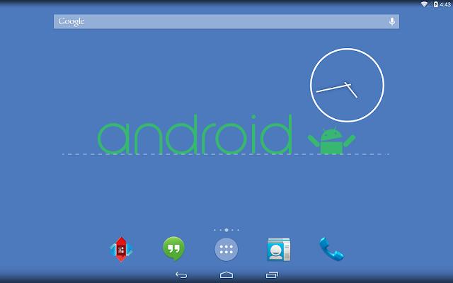 Aplikasi Launcher Android Keren Nova Launcher