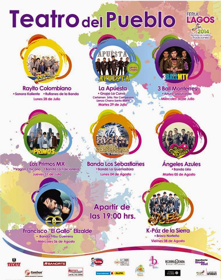 Feria Lagos de moreno 2014