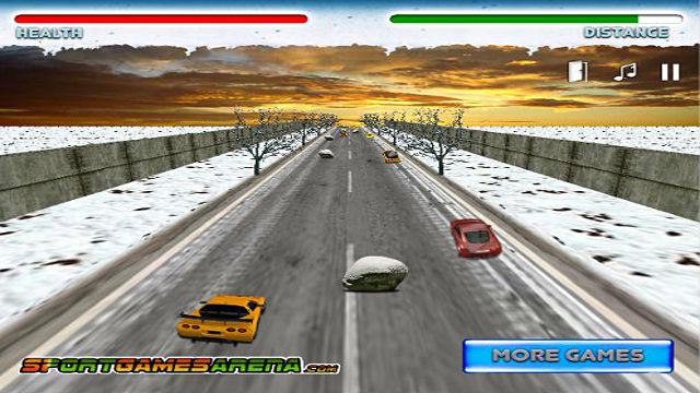 3D Cold Racer - Image du Jeu
