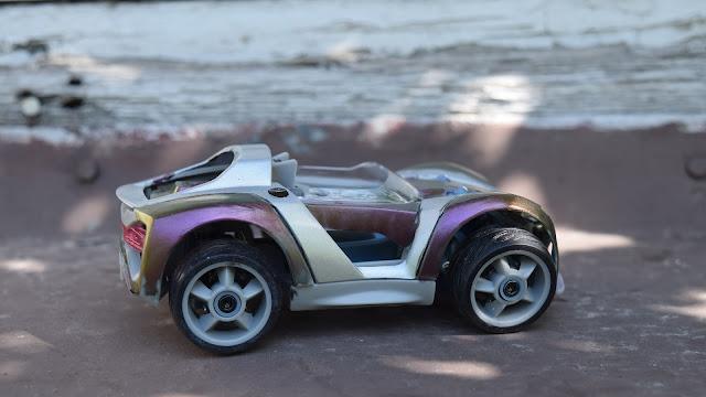 Wyścigowy samochód Modarri - Czytaj dalej »