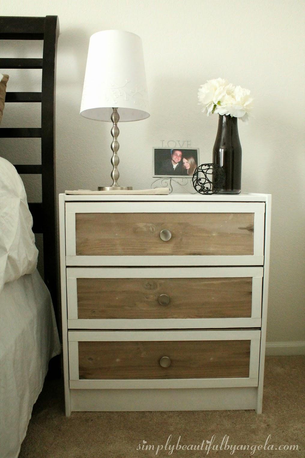 Simply Beautiful by Angela IKEA Rast Makeover Take Two