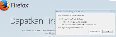 Download Firefox Baru