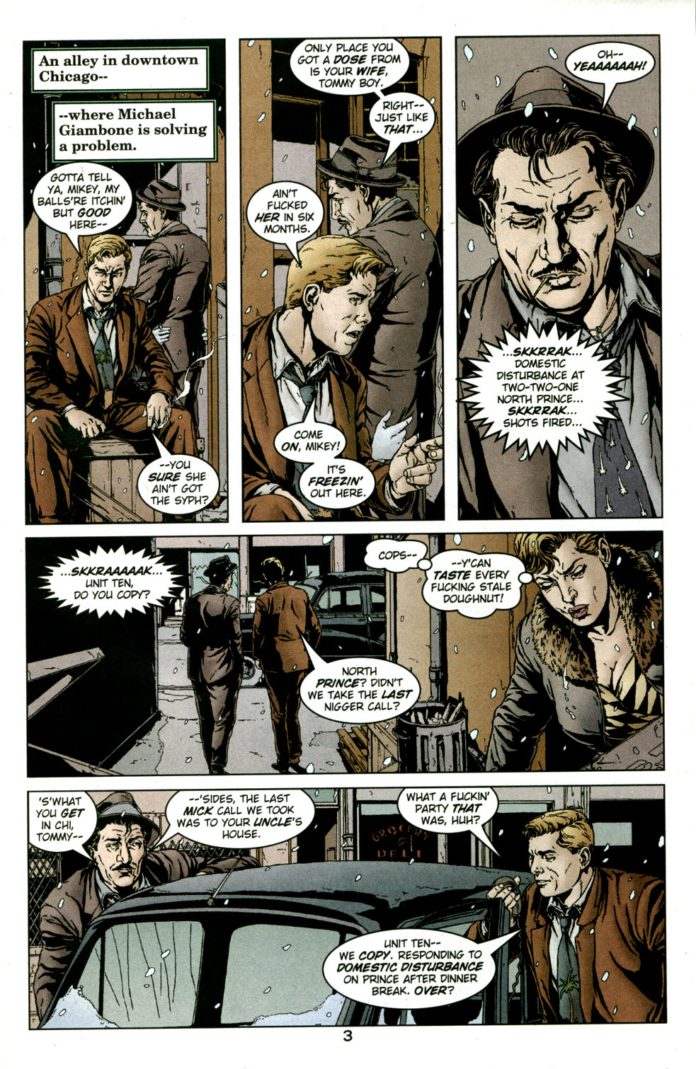 Read online American Century comic -  Issue #17 - 4
