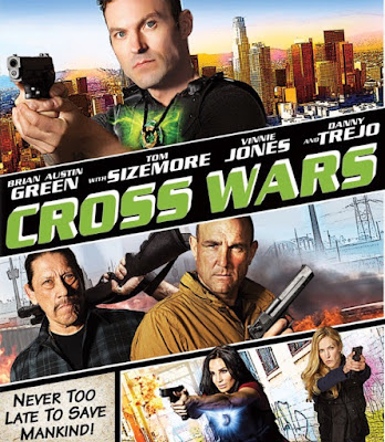 Cross Wars 2017 DVD R1 NTSC Sub