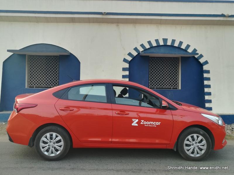 2018 Hyundai Verna 1 6d From Zoomcar Enidhi India Travel