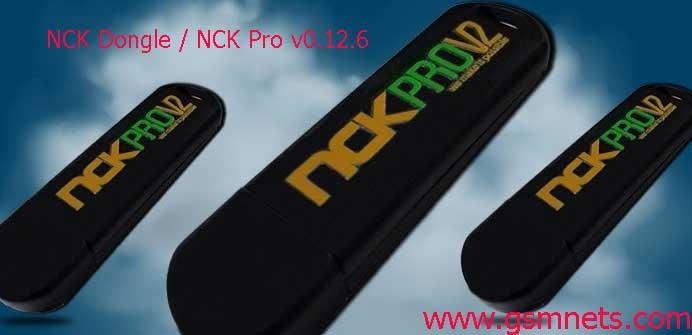 NCK Dongle / NCK Pro v0.12.6 Setup Doownload
