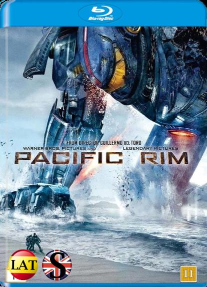 Titanes del Pacifico (2013) BD25 LATINO/INGLES