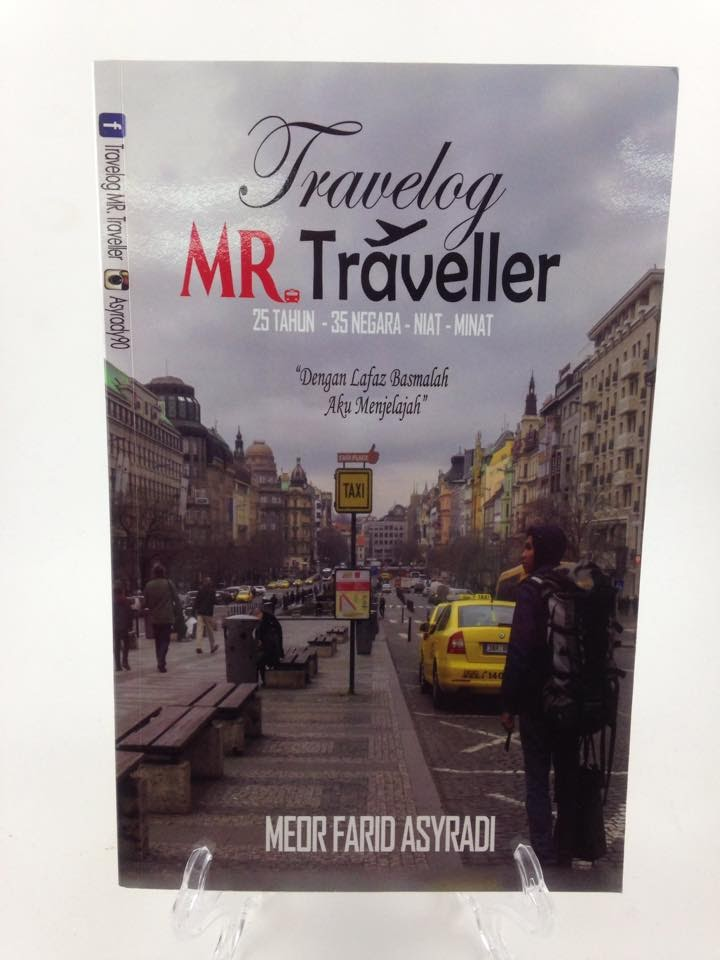 Travelog Mr. Traveller