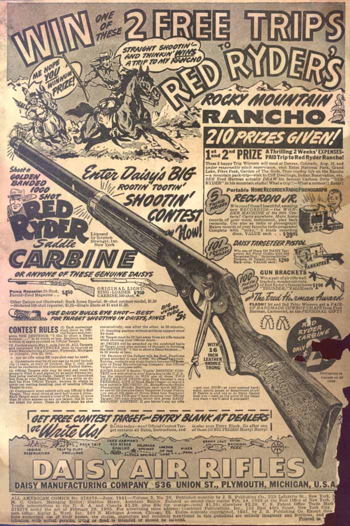 Read online All-American Comics (1939) comic -  Issue #27 - 2