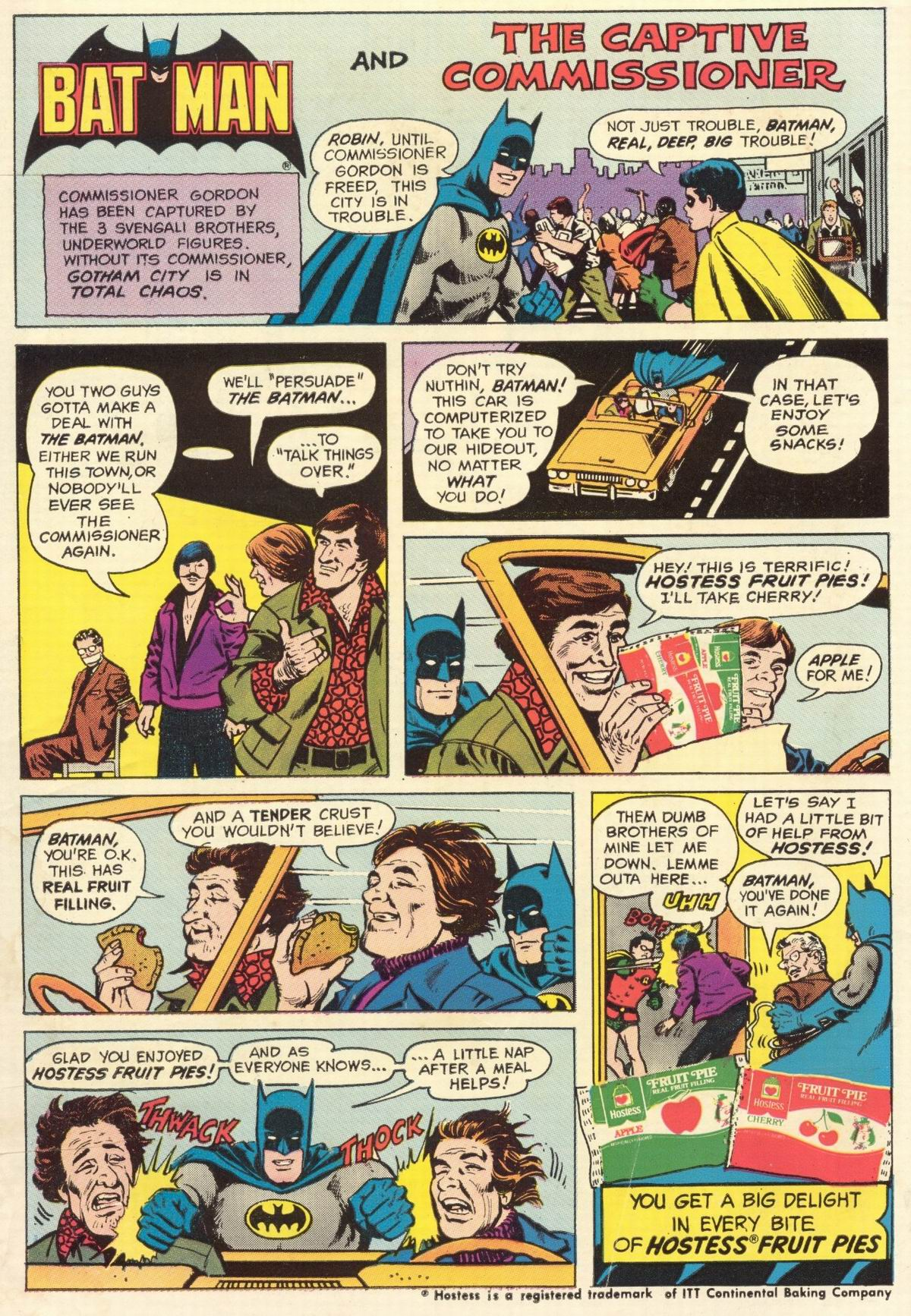 Detective Comics (1937) 454 Page 1