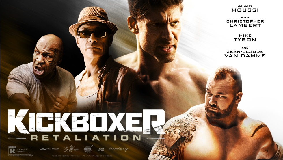 Storyline For Movie Kickboxer Retaliation Kickboxer Retaliation Is An Upcoming American Martial Arts Film Directed And Written By Dimitri Logothetis