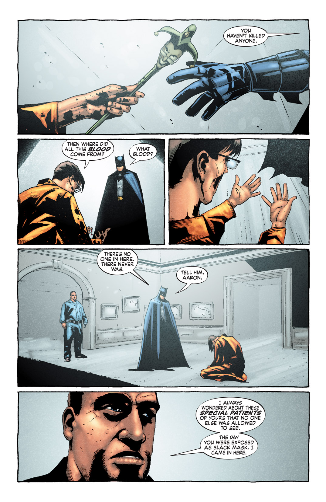 Detective Comics (1937) 865 Page 3