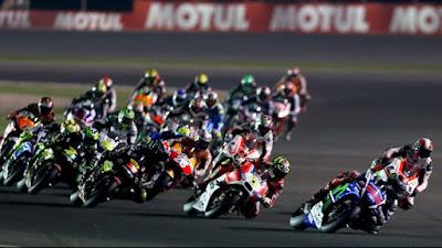 Kalender Musim balap MotoGP 2017 Resmi di Rilis