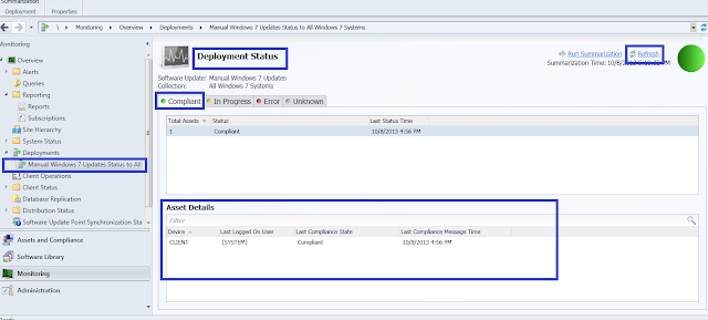 Software Update Management- SCCM 2012