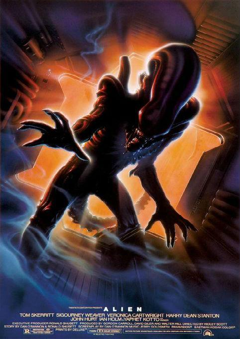 Quái Vật Không Gian - Alien