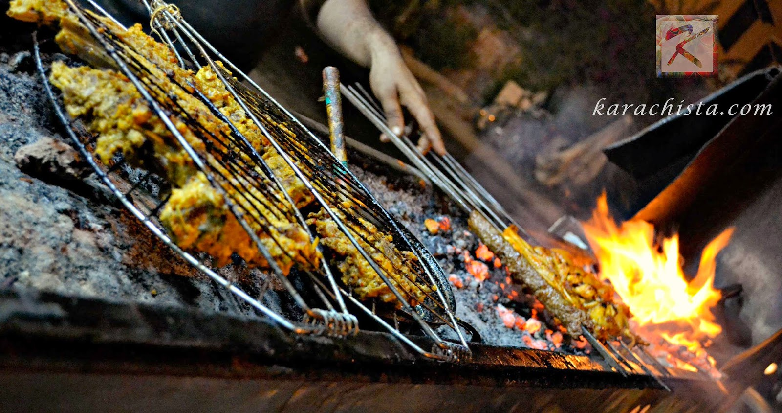 Live BBQ at Meerut