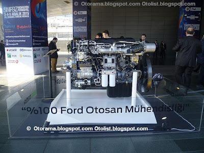 yeni yerli motor tanıtıldı.