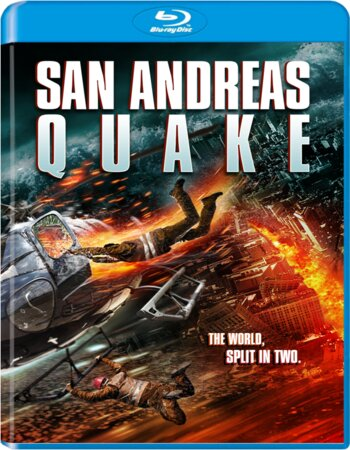 San Andreas Quake (2015) Dual Audio Hindi 720p BluRay x264 800MB Movie Download
