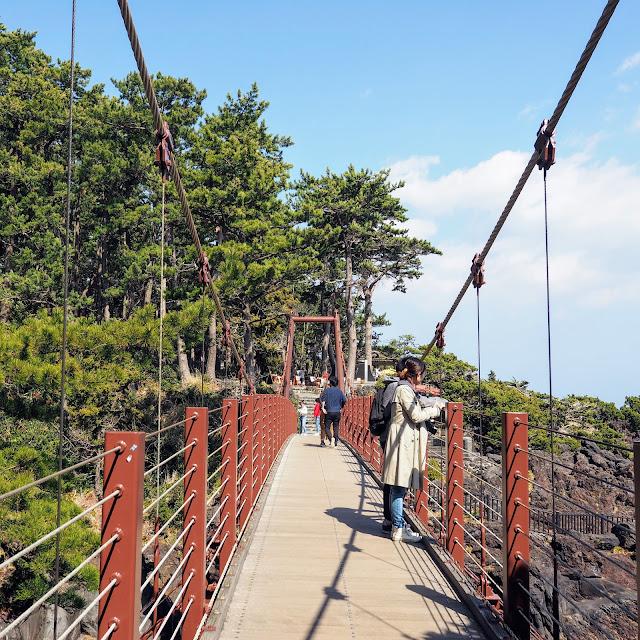 城ヶ島 吊橋
