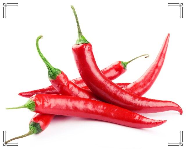 Comer pimenta afasta problemas de saúde e se vive mais!