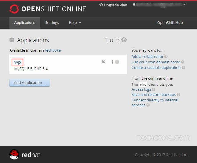 OpenShift 使用 FTP 連線,透過 FileZilla SFTP 管理檔案_203