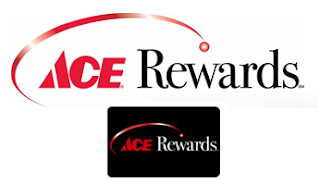 Ace Rewards card replacement