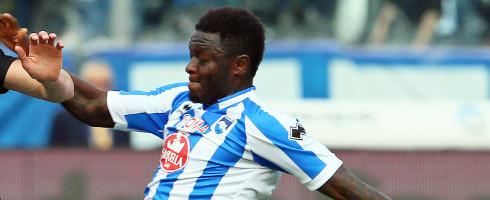 Serie A: Muntari punished in racism probe