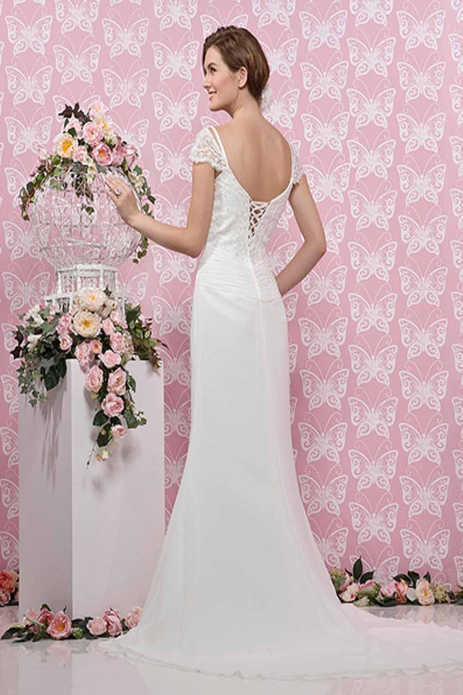 Bridal Wears Backless Wedding Dresses Vera Wang