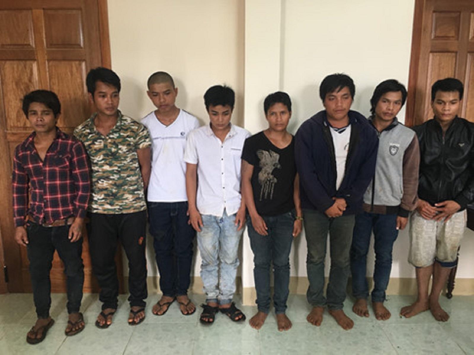 Gia Lai: Trai làng truy sát, đâm chết trạm trưởng trạm gác rừng