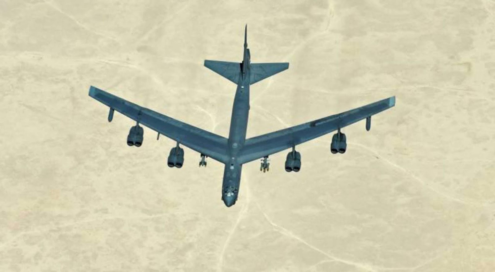 Cina bereaksi keras B-52 terbang di atas pulau-pulau di Laut Cina Selatan
