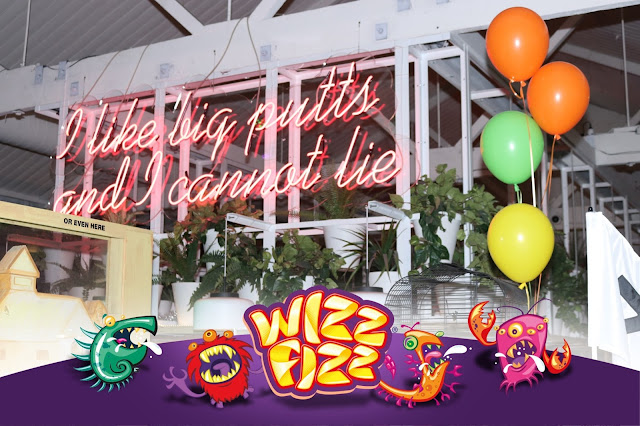 EVENT RECAP : Wizz Fizz Turns 70