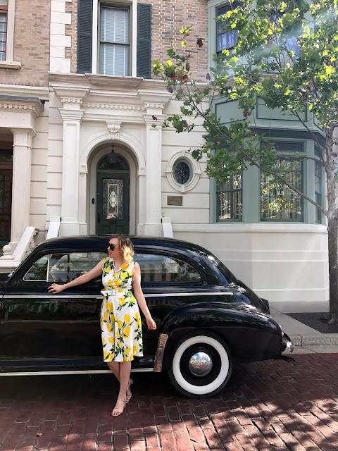 Elle and Mimi Universal Studios