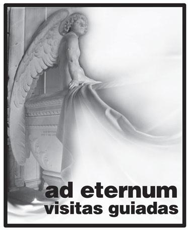 Visitas guiadas de Ad Eternum al Cementerio San Isidro