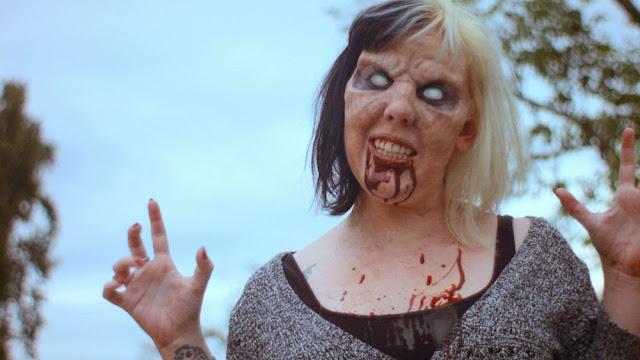Ash vs. Evil Dead: Auntie Linda's Bake Off, scena
