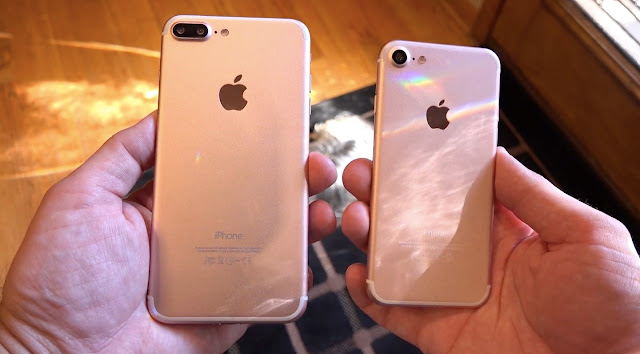 Michael Kukielka posted a video in YouTube that shows high-quality final look of iPhone 7 and iPhone 7 Plus dummies which are exactly same as rumoured earlier. The next generation iPhone 7 and iPhone Plus