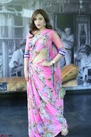 Angela Krislinzki Rogue Movie Fame Telugu Actress in Saree Backless Choli 059.JPG
