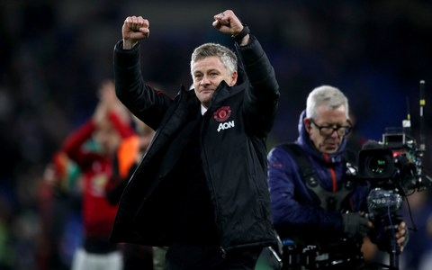 Ole Gunnar Solskjaer off to perfect start Manchester United hit five past hopeless Cardiff