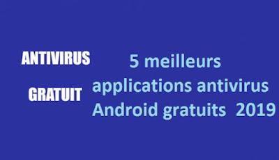 meilleurs antivirus 2019