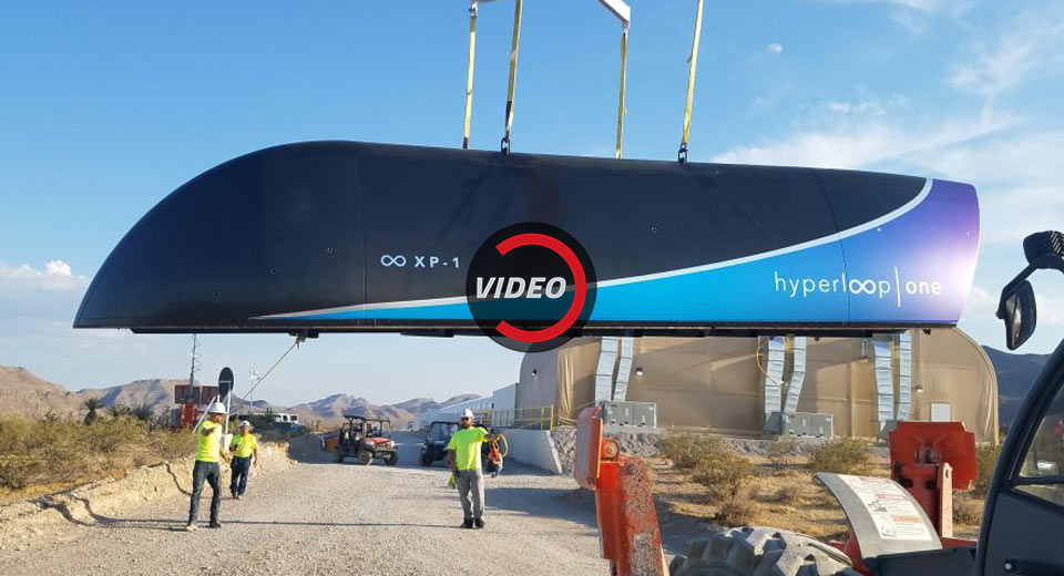 Hyperloop One completes first test run: