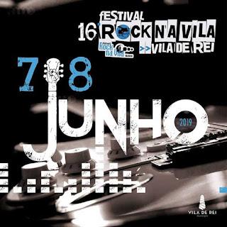 Programa Rock na Vila 2019