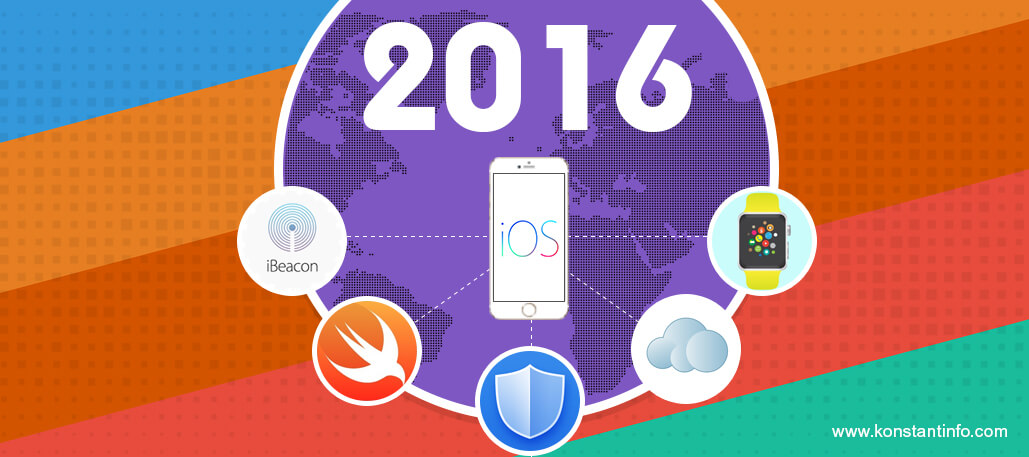 iOS App Development Trends 2016