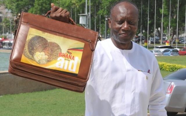 Minister of Finance Ofori-Atta Presents 2018 budget today