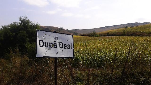 Niektóre wioski mają całkiem interesujące nazwy